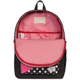 Herschel Heritage XL rugzak roze/zwart